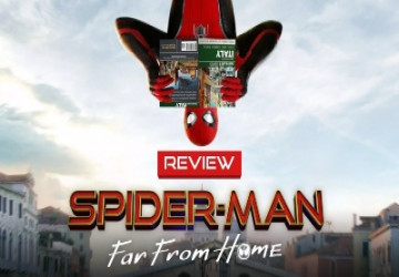 Review Phim SPIDER-MAN FAR FROM HOME