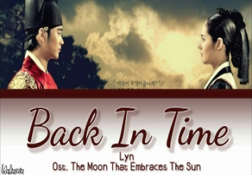 Back In Time - Lyn - OST The Moon Embraces The Sun