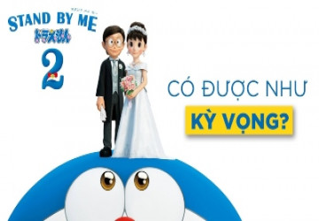 Review Phim: Stand By Me Doraemon 2